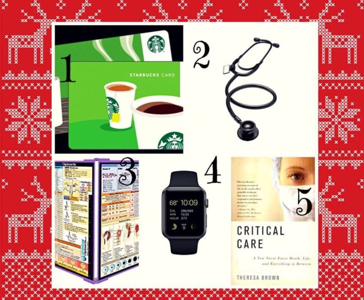Christmas Gift For Nursing Students.